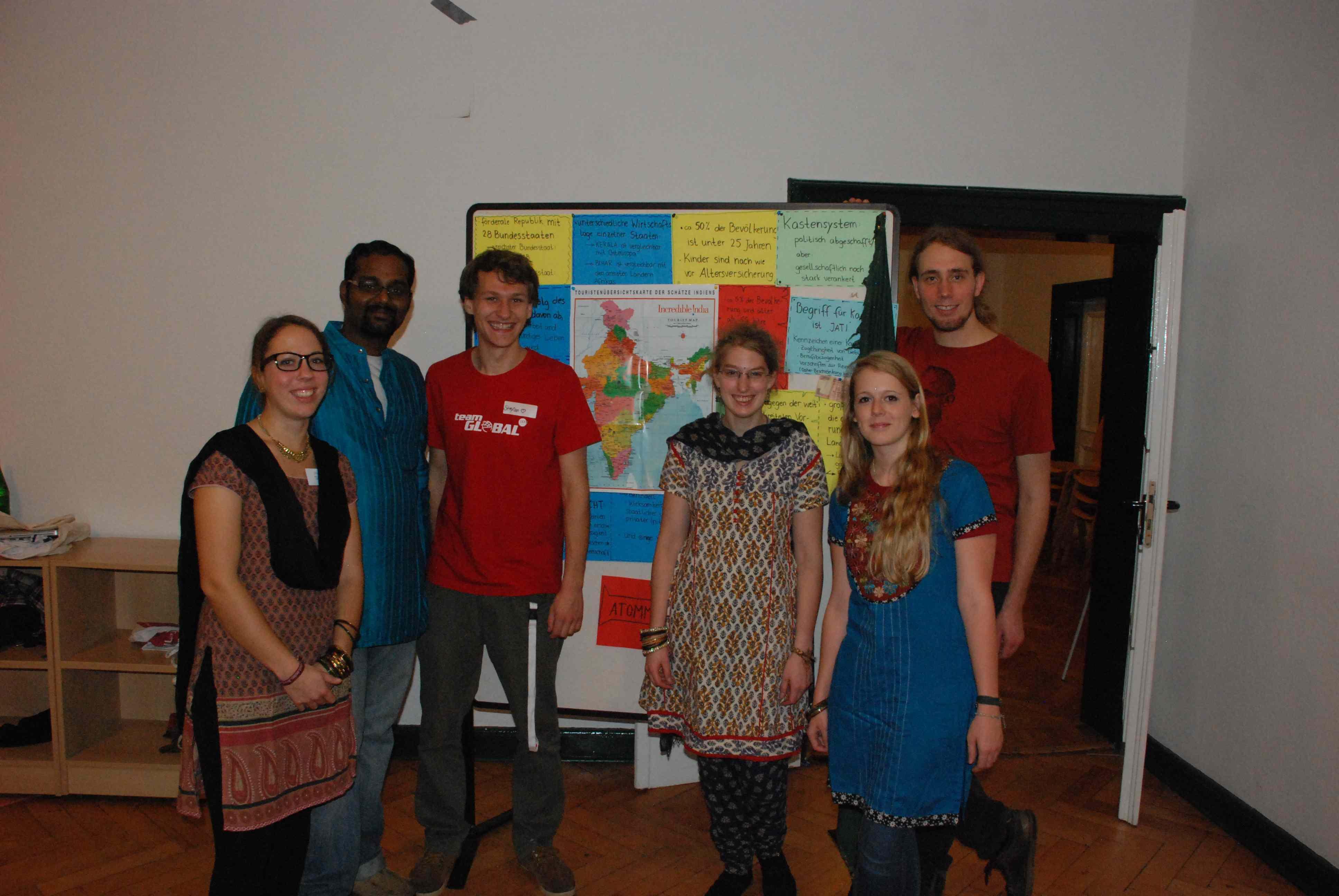 Jugendbeirat beim Jugendkongress der Bundeszentrale für politische Bildung
